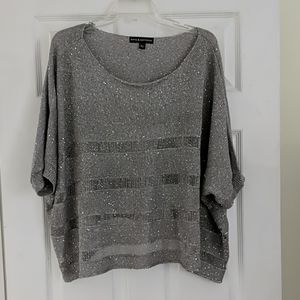 Rock and republic short sleeve sweater.